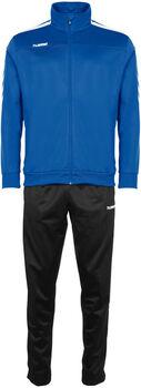 Hummel Valencia Polyester trainingspak Heren Blauw