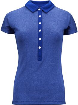 Falcon Day polo Dames Blauw
