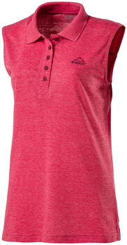 McKINLEY Pell polo Dames Rood
