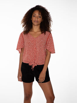 Protest Fayenne blouse Dames Wit