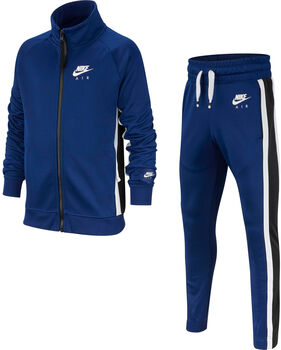 Nike Air trainingspak Jongens Blauw