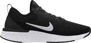 Nike Odyssey React hardloopschoenen Heren Zwart