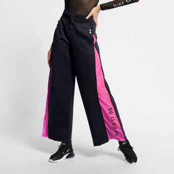 Nike Sportswear Fleece Tech Pack broek Dames Grijs