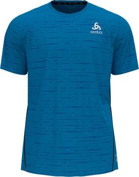 Odlo Zeroweight Engineered Chill-Tec shirt Heren Blauw