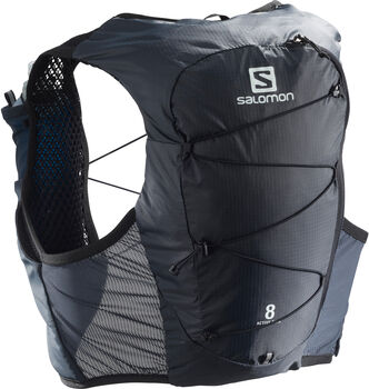 Salomon Active Skin 8 set Blauw