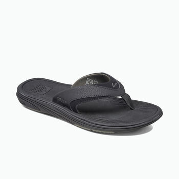 Reef Modern slippers Heren Zwart