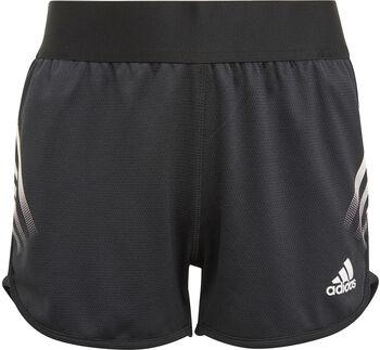 adidas AEROREADY 3-Stripes Short Zwart