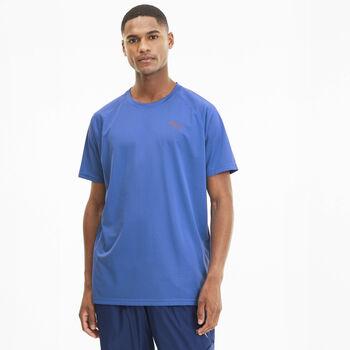 Puma Tech shirt Heren Blauw