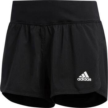 adidas Twee-in-Een Woven Short Dames Zwart