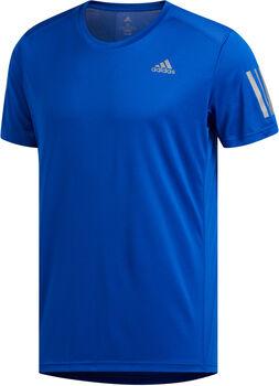 ADIDAS Own the Run shirt Heren Blauw