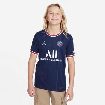 Nike Paris Saint-Germain Stadium kids thuisshirt 21/22 Blauw