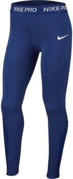 Nike Pro tight Meisjes Blauw