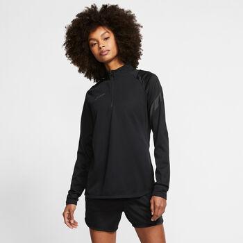 Nike Dry Academy 20 Drill shirt Dames Zwart