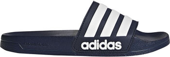 adidas Cloudfoam adilette slippers Zwart