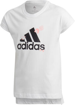 adidas Collegiate kids shirt Wit