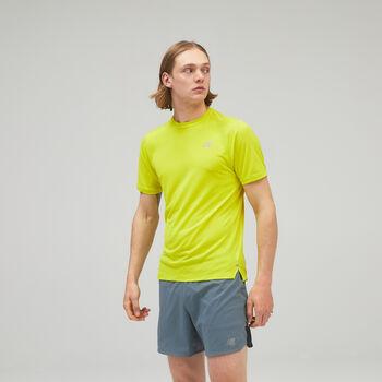 New Balance Impact Run shirt Heren Multicolor