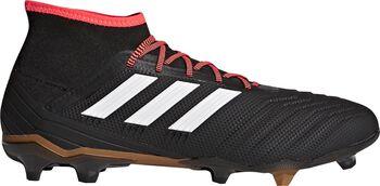adidas Predator 18.2 FG voetbalschoenen Heren Zwart