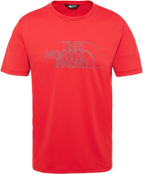 The North Face Extent II Tech shirt Heren Rood