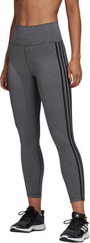 adidas Believe This 3-Stripes 7/8 tight Dames Grijs