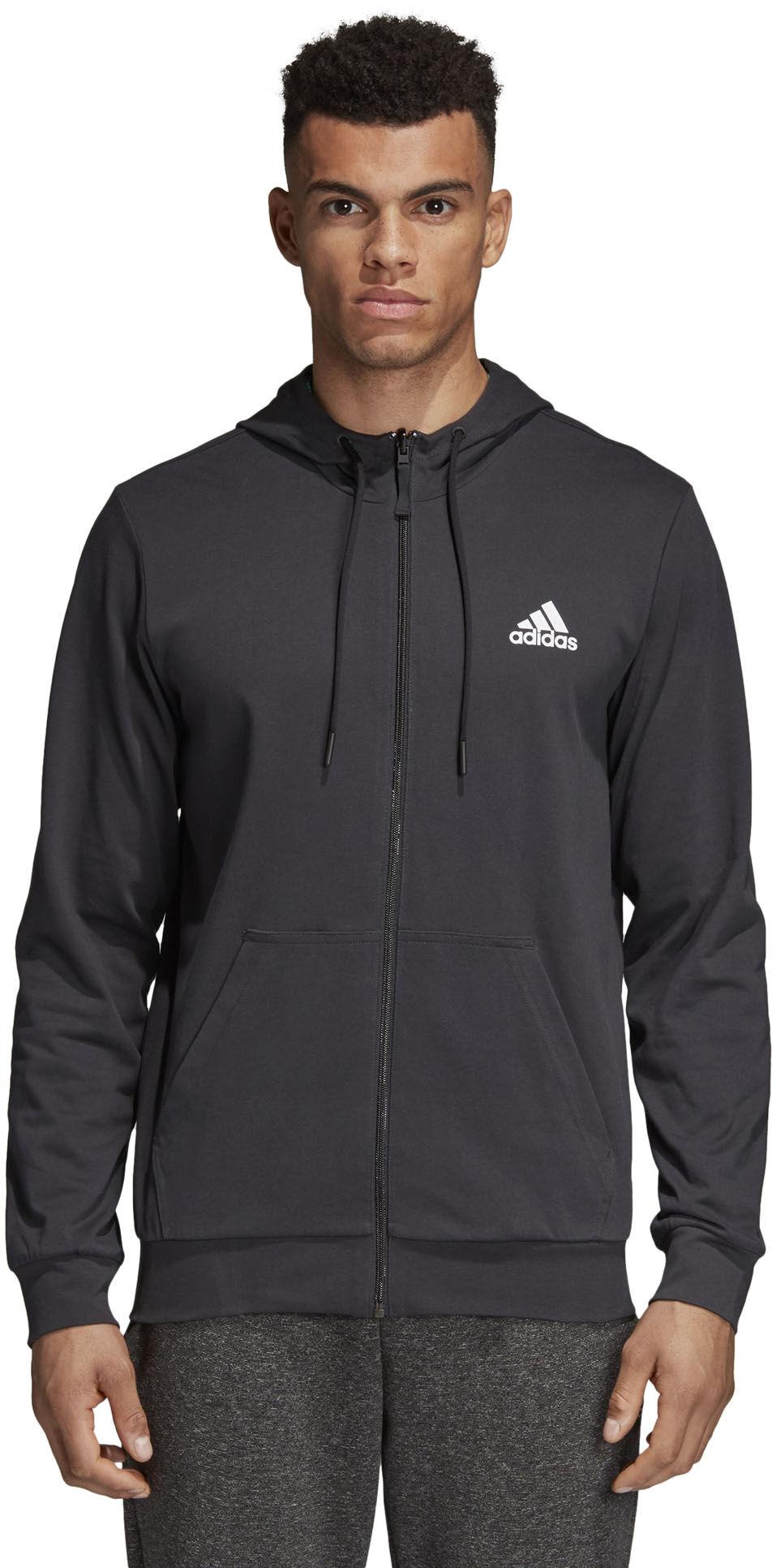 adidas Sport ID Reversible hoodie Heren Zwart » Intersport.nl
