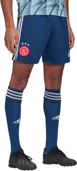 ADIDAS Ajax uitshort 2020-2021 Heren Blauw