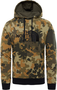 The North Face Drew Peak hoodie Heren Groen