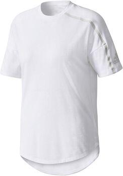 ADIDAS Z.N.E. T-shirt  Dames Wit