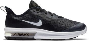 finest selection d5a1d 384c1 Nike Air Max Sequent 4 sneakers Jongens Zwart