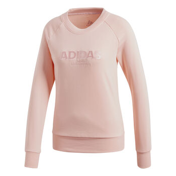 ADIDAS Essentials sweatshirt Dames Roze
