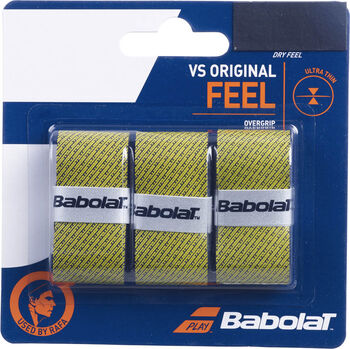 Babolat VS Original X3 overgrip Zwart
