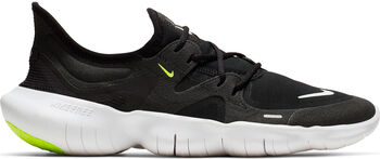 Nike Free Run 5.0 hardloopschoenen Dames Zwart