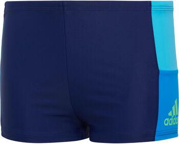 adidas Infinitex Colorblocking jr zwembroek Jongens Blauw