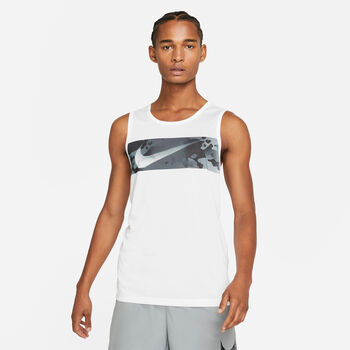Nike Legend tanktop Heren Wit