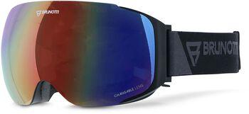 Brunotti Optica 1 skibril Zwart