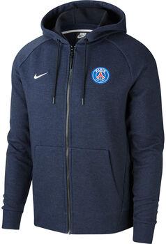 Nike Paris Saint Germain Sportswear hoodie Heren Zwart