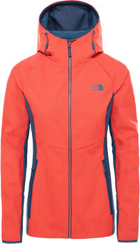 The North Face Extent III softshell Dames Rood