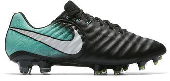 Nike Tiempo Legend VII FG voetbalschoenen Dames Zwart