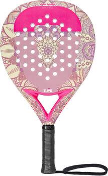 Tuyo Pink Power padelracket Roze