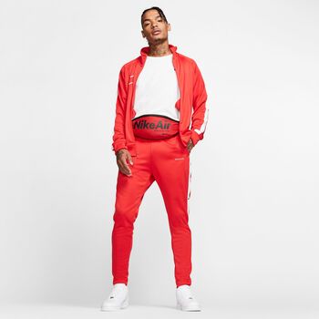Nike Heritage 2.0 Fanny tas Rood