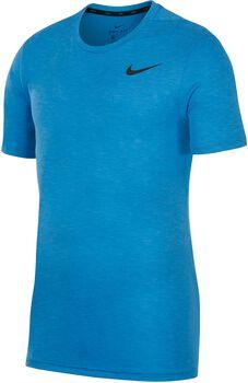 Nike Breathe Training shirt Heren Blauw
