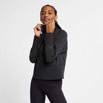 Nike Studio Versa hoodie Dames Zwart