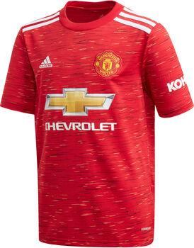 adidas Manchester United kids thuisshirt 2020/2021 Jongens Rood