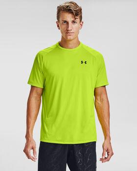 Under Armour Tech shirt Heren Groen