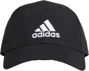 adidas Lightweight Embroidered Honkbalpet Zwart