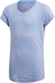 ADIDAS ID Winner shirt Meisjes Blauw