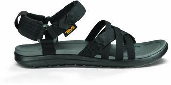 Teva Sanborn sandaal Dames Zwart