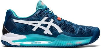 ASICS GEL-Resolution 8 Clay tennisschoenen Heren Blauw