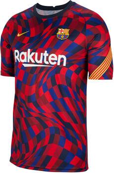 Nike FC Barcelona top Heren Rood
