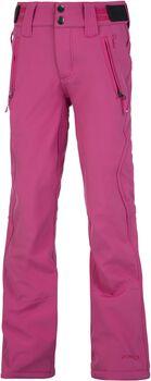 Protest Lole jr softshell skibroek Meisjes Roze