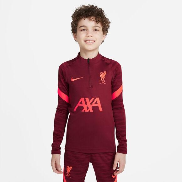 Liverpool FC Strike Drill kids top 21/22